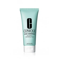 Clinique Anti Blemish Solutions Oil Control Cleasing Mask 100 ML