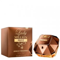 Paco Rabanne Lady Million Prive EDP 80 ML Kadın Parfümü